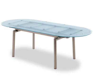 Charmant Glass Dining Table